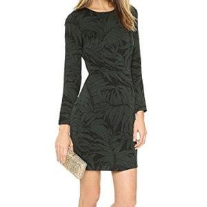 NWT Club Monaco Soot Black Emmala Dress 00